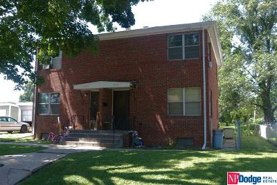 Omaha Multi Family Home For Sale: 2316-2320 Himebaugh Avenue
