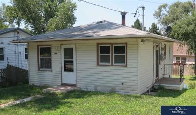Plattsmouth Single Family Home For Sale: 904 N 12 Street