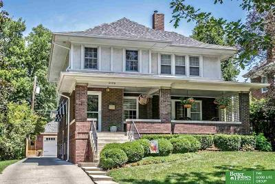 Omaha Single Family Home For Sale: 5106 Chicago Street