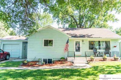 Yutan Single Family Home For Sale: 405 Vine Street