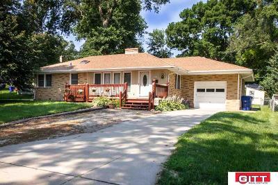 Papillion Single Family Home For Sale: 444 S Madison Street