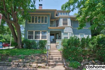Omaha Single Family Home For Sale: 3568 Jackson Street
