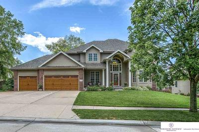 Omaha Single Family Home New: 4966 S 177 Circle