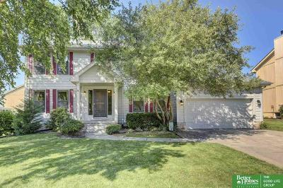 Papillion Single Family Home For Sale: 1921 Franklin Drive