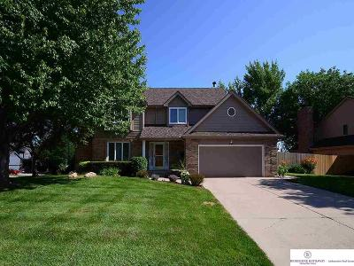 Omaha Single Family Home New: 16422 Rolling Ridge Road