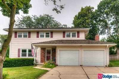 Omaha Single Family Home New: 12330 Izard Street