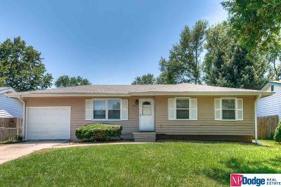 Omaha Single Family Home New: 11009 Harney Street