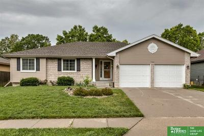 Omaha Single Family Home New: 7114 S 159th Street