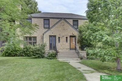 Omaha Single Family Home For Sale: 2224 Saint Mary's Avenue