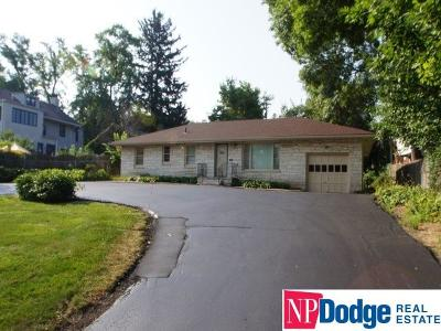 Omaha Single Family Home New: 5503 Dodge Street