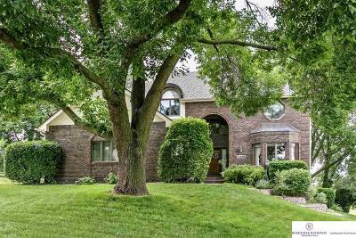 Omaha Single Family Home New: 21618 Pinehurst Avenue