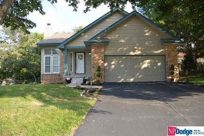 Papillion Single Family Home For Sale: 1611 Madison Circle