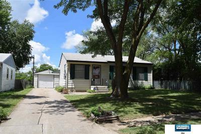 Omaha Single Family Home For Sale: 6616 N 46 Avenue