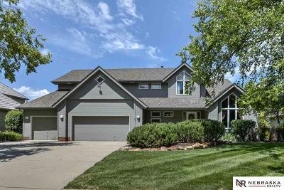 Omaha Single Family Home New: 12926 Eagle Run Drive