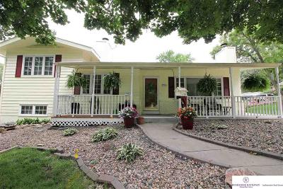 Ralston Single Family Home For Sale: 7703 Sunset Drive