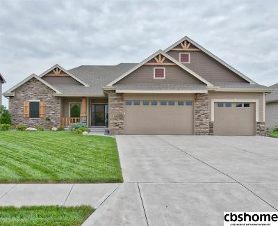 Papillion Single Family Home For Sale: 13403 S 45th Street