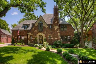 Omaha Single Family Home For Sale: 681 N 57 Street