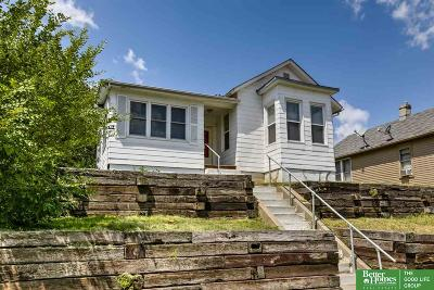 Omaha Single Family Home For Sale: 2466 S 17th Street