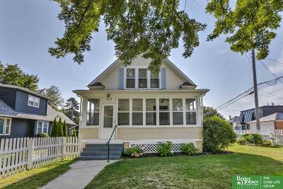 Omaha Single Family Home For Sale: 709 S 51st Avenue