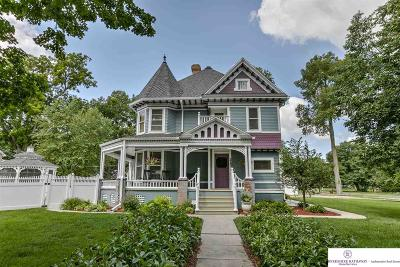 Single Family Home For Sale: 315 S 20 Street