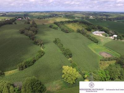 Douglas County Residential Lots & Land For Sale: 30.62 Acres Parcel #0137910004 Road