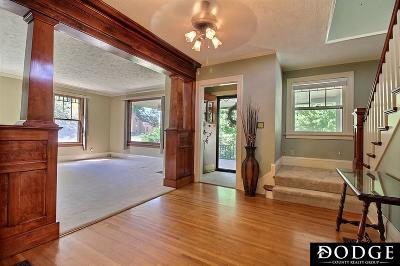 Single Family Home For Sale: 1140 N Nye Avenue