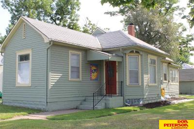 Single Family Home For Sale: 220 N Bell Street
