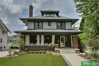 Single Family Home For Sale: 110 S 52 Street