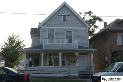 Omaha Multi Family Home For Sale: 2220 S 10th Street