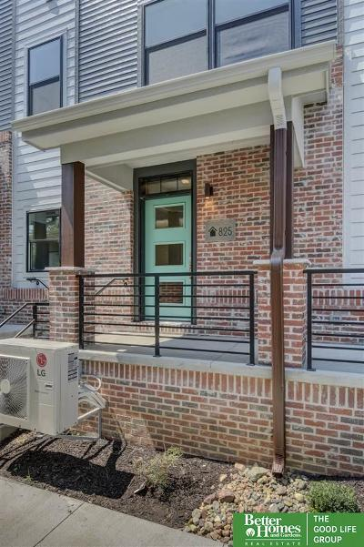 Omaha Condo/Townhouse For Sale: 825 S 30 Court