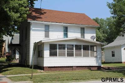 Missouri Valley Single Family Home For Sale: 202 N 3rd Street