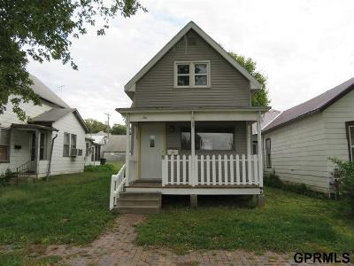 Missouri Valley Single Family Home For Sale: 210 2nd Street