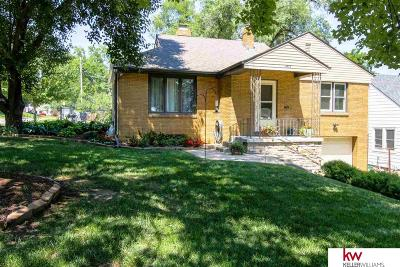 Omaha NE Single Family Home New: $169,900