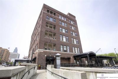Omaha Condo/Townhouse New: 902 Dodge Street #303