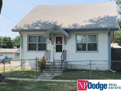 Council Bluffs Single Family Home For Sale: 1826 S 10th Street