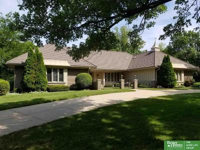 Omaha Single Family Home New: 9910 Broadmoor Road