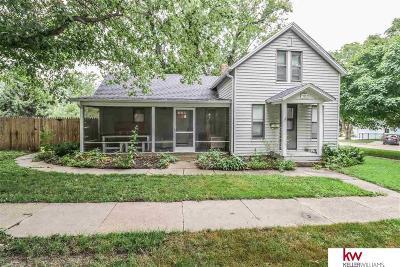 Papillion Single Family Home New: 504 S Jackson Street