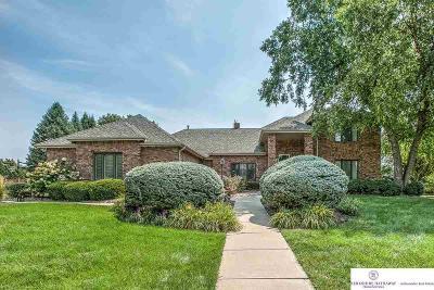 Omaha Single Family Home For Sale: 18419 Poppleton Circle