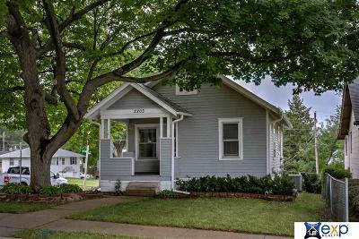 Omaha Single Family Home New: 2203 S 58 Street