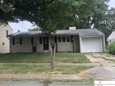 Omaha Single Family Home New: 7523 Richmond Drive