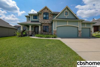 Papillion Single Family Home For Sale: 2050 Stillwater Drive