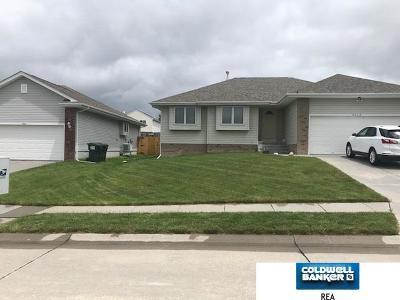 Single Family Home New: 8113 S 162 Street