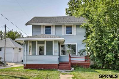 Omaha NE Single Family Home New: $149,900