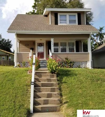 Omaha NE Single Family Home New: $115,000