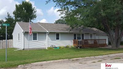 Saunders County Single Family Home For Sale: 222 W 1st Street