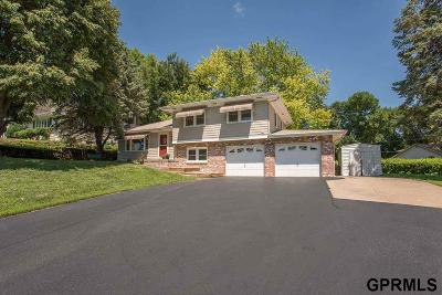 Council Bluffs Single Family Home For Sale: 15361 Hilltop Road