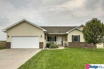 Plattsmouth Single Family Home For Sale: 1521 Lake Ridge Drive
