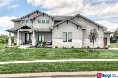 Omaha Single Family Home For Sale: 1202 Elk Ridge Drive