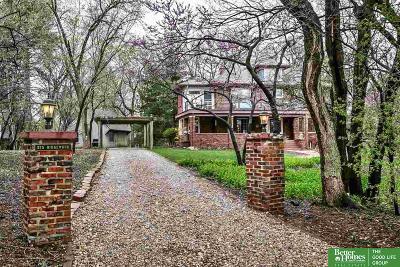 Omaha Single Family Home For Sale: 810 Ridgewood Avenue