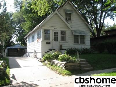 Omaha Single Family Home For Sale: 6254 S 38th Street